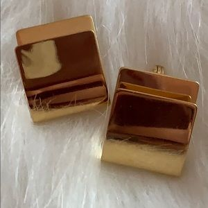 Bundle 4 for $25- Vintage Monet Gold Earrings